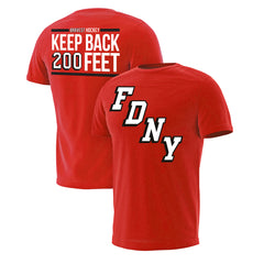 FDNY Hockey | Red T-shirt