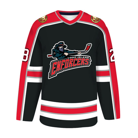 ENFORCERS | Game Jersey