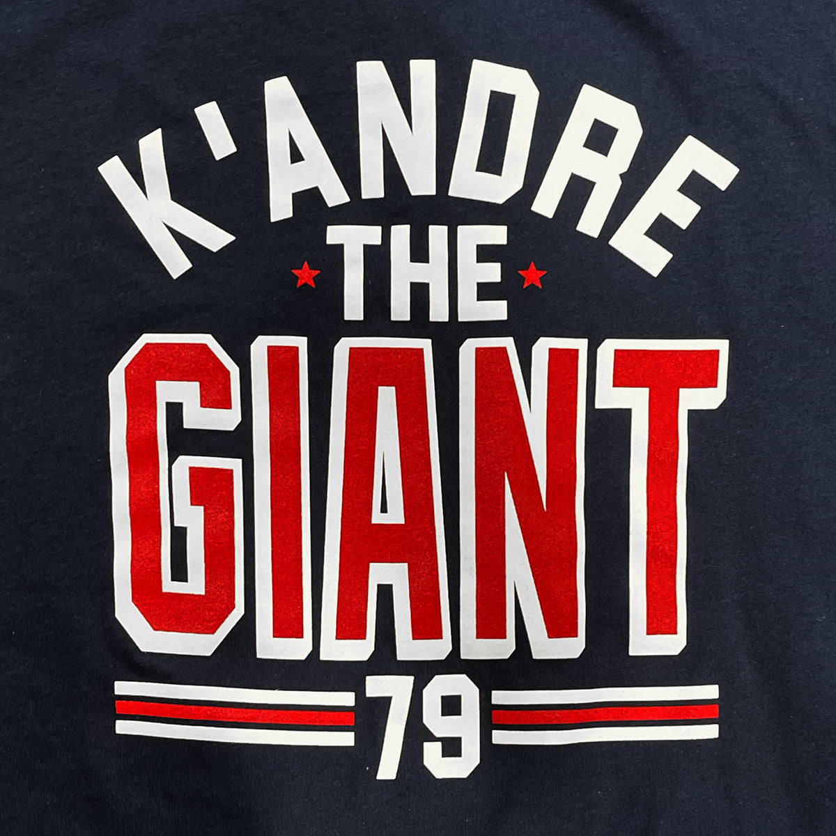 K'andre The Giant | Men's Tee