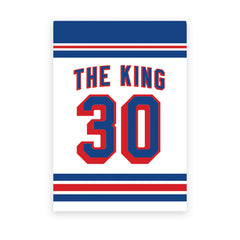 The King Banner | Die-Cut Sticker