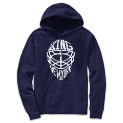 King of NY Classic Navy Hoodie