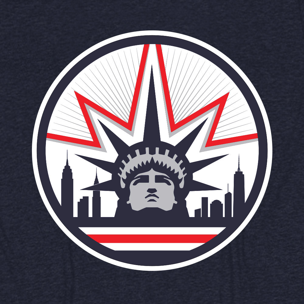 Liberty - Navy Men's Tee