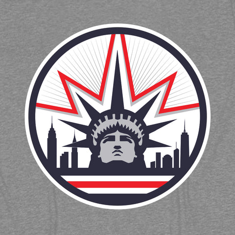 Liberty - Grey Men's Tee