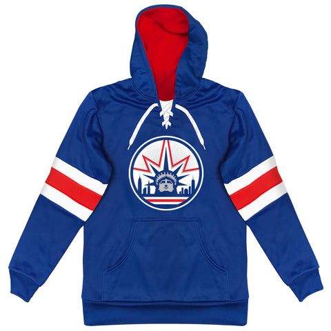 Liberty | Adult Hockey Laced Hoodie