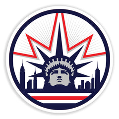 Liberty | Die-Cut Sticker