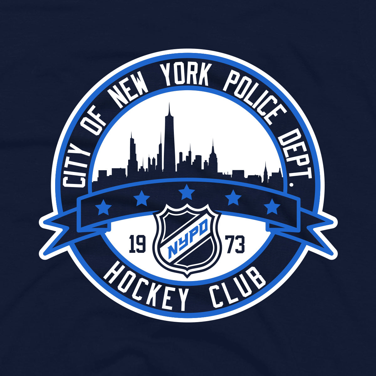 NYPD Hockey | T-shirt