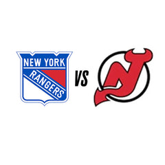 NYR vs. NJD - Ticket & T-shirt Package