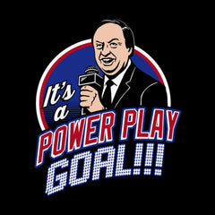 It's A Power Play Goal | Women's Tee
