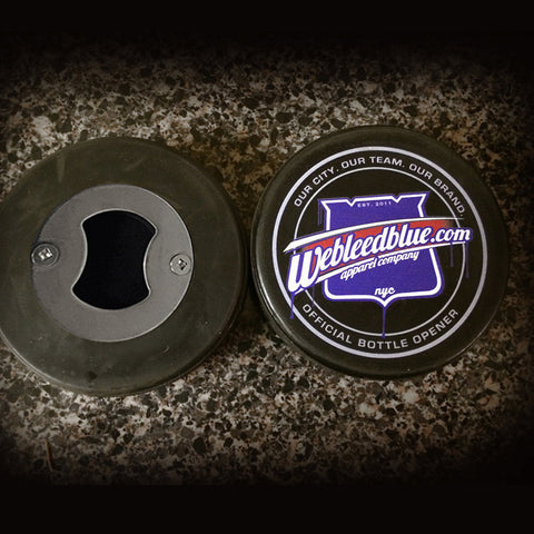Puck Bottle Opener