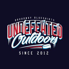 Undefeated Outdoors | Hoodie