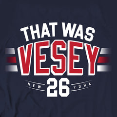 That Was Vesey - Women's Tee