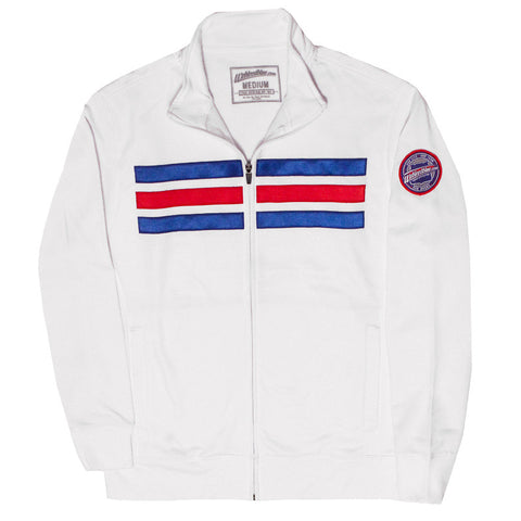 Spring of '94 - Home White Track Jacket - Men's