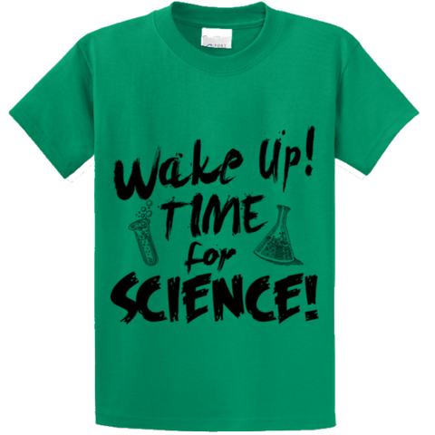 Wake Up ! Time For Science - Zapbest2  - 2