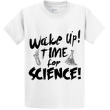 Wake Up ! Time For Science - Zapbest2  - 1