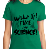 Wake Up ! Time For Science - Zapbest2  - 8
