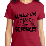 Wake Up ! Time For Science - Zapbest2  - 9
