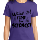 Wake Up ! Time For Science - Zapbest2  - 10