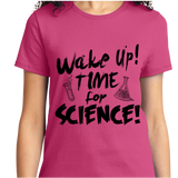 Wake Up ! Time For Science - Zapbest2  - 11
