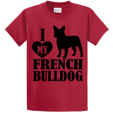 I Love French BullDog - Zapbest2  - 3