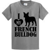 I Love French BullDog - Zapbest2  - 4