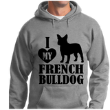 I Love French BullDog - Zapbest2  - 7