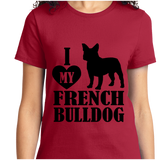 I Love French BullDog - Zapbest2  - 9