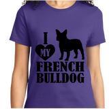 I Love French BullDog - Zapbest2  - 10