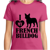 I Love French BullDog - Zapbest2  - 11