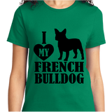 I Love French BullDog - Zapbest2  - 8