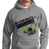 My Other Car Is A Lawn Mover - Zapbest2  - 8