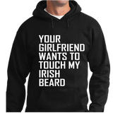 Girlfriend Wants To Touch Irish Beard - Zapbest2  - 5