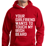 Girlfriend Wants To Touch Irish Beard - Zapbest2  - 6