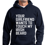 Girlfriend Wants To Touch Irish Beard - Zapbest2  - 7