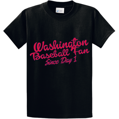 Washington BaseBall Fan - Zapbest2  - 2