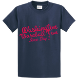 Washington BaseBall Fan - Zapbest2  - 3