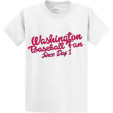 Washington BaseBall Fan - Zapbest2  - 1