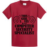 This Girl Loves Her Computer Security Specialist - Zapbest2  - 3