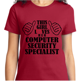 This Girl Loves Her Computer Security Specialist - Zapbest2  - 10