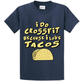 I Do CrossFit Because I Love Tacos - Zapbest2  - 4