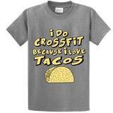 I Do CrossFit Because I Love Tacos - Zapbest2  - 5