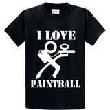 I Love Paint Ball Game - Zapbest2  - 1