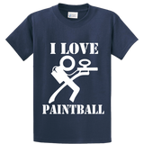 I Love Paint Ball Game - Zapbest2  - 3