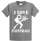 I Love Paint Ball Game - Zapbest2  - 4