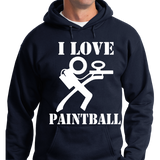 I Love Paint Ball Game - Zapbest2  - 7