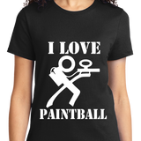 I Love Paint Ball Game - Zapbest2  - 8