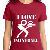I Love Paint Ball Game - Zapbest2  - 9