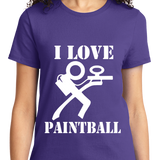 I Love Paint Ball Game - Zapbest2  - 10