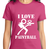 I Love Paint Ball Game - Zapbest2  - 11