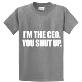 I'm The CEO, You Shut Up - Zapbest2  - 4