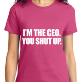 I'm The CEO, You Shut Up - Zapbest2  - 11